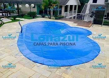 Deck para piscina de vinil