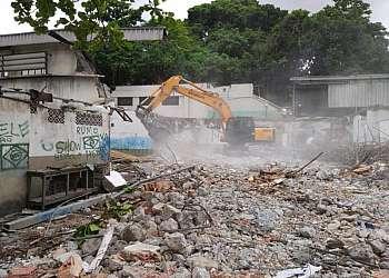 Loja de móveis de demolição