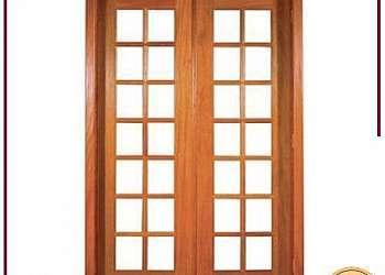 Empresa de porta de madeira