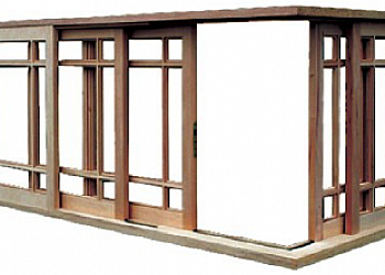 Taco de madeira para instalação de portas e janelas