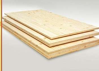 Portas de madeira grande