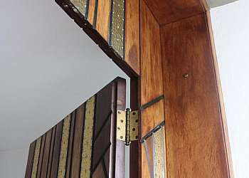 Valor de porta de madeira